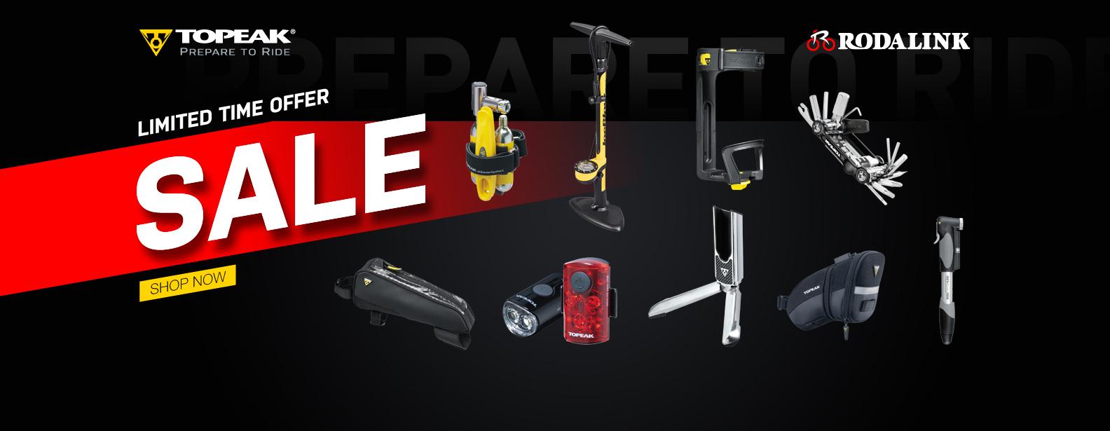 Topeak Sale