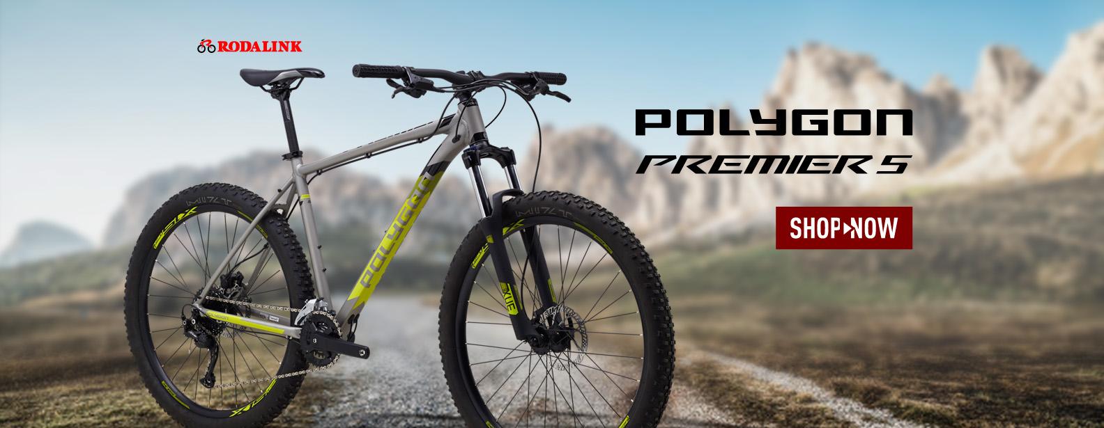 Premier 5 Polygon Mountain Bike