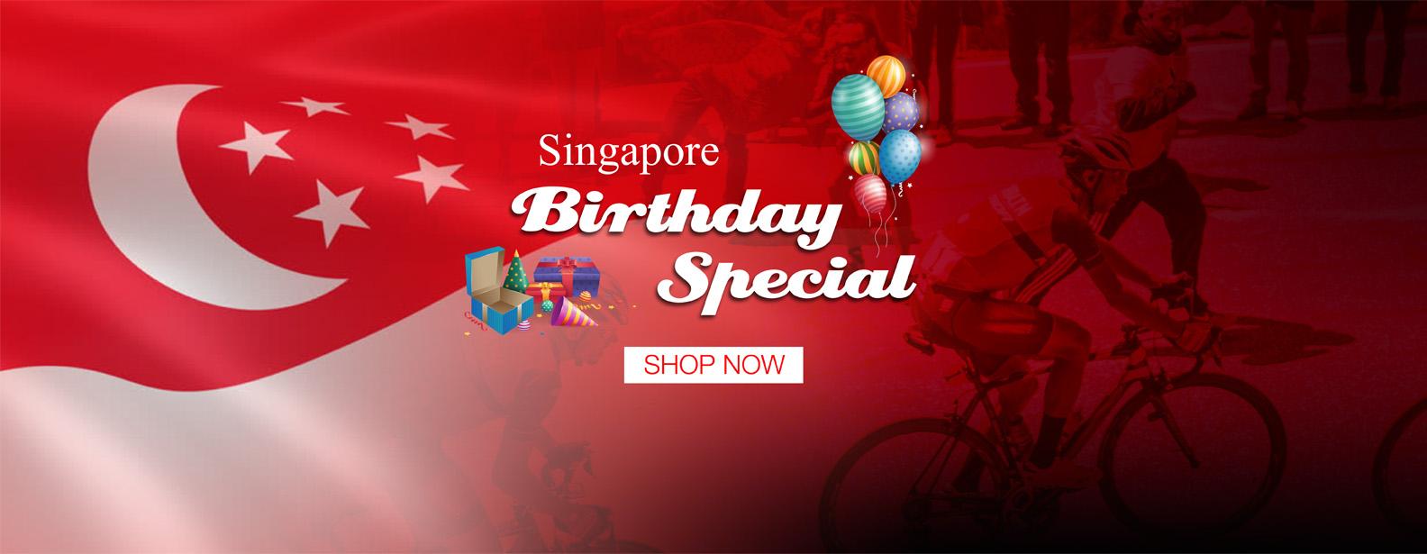 Singapore Birthday