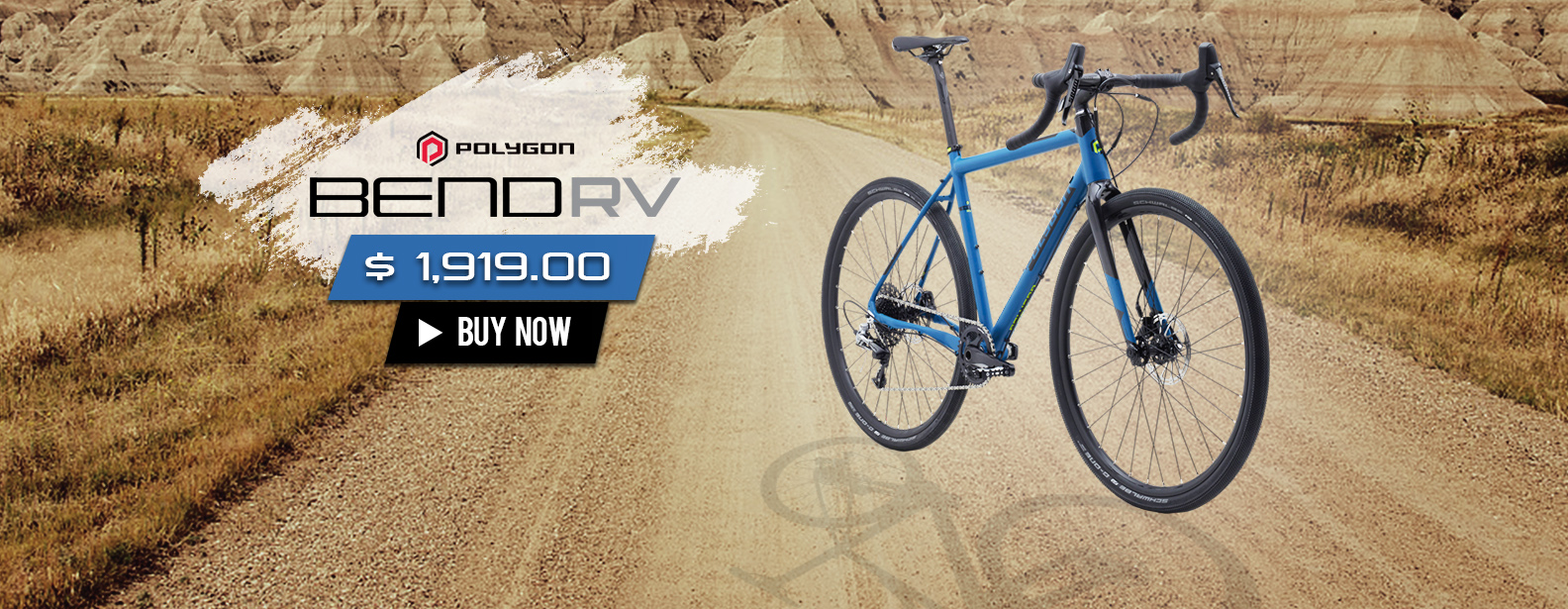 Polygon Bend RV Gravel Bike