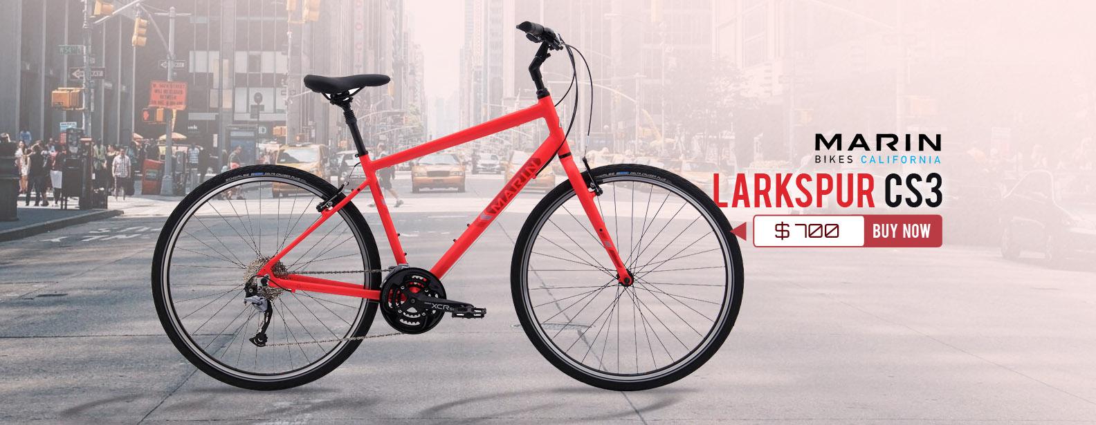 Marin Larkspur CS3 Bike
