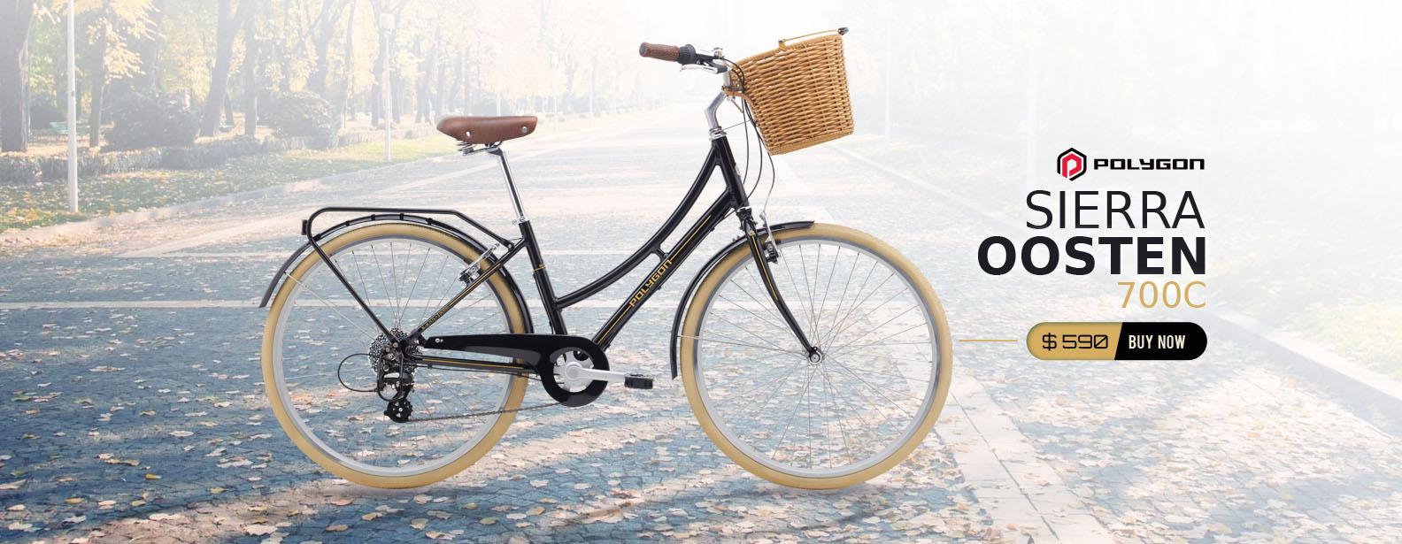 Polygon Sierra Oosten City Bike