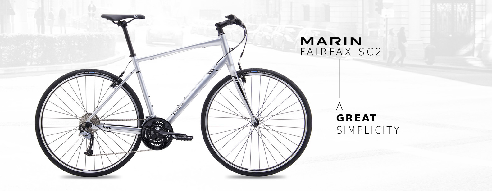 Marin Fairfax SC2 Bike