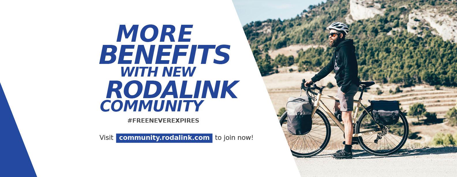 Rodalink Community