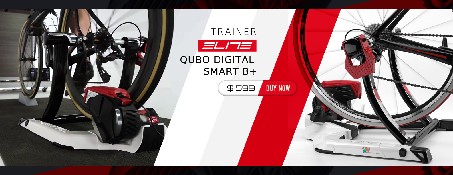 Elite Qubo Digital Smart B+ Bike Trainer