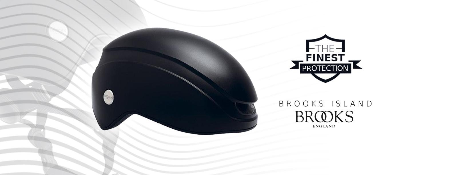 Brooks Island Bike Helmet