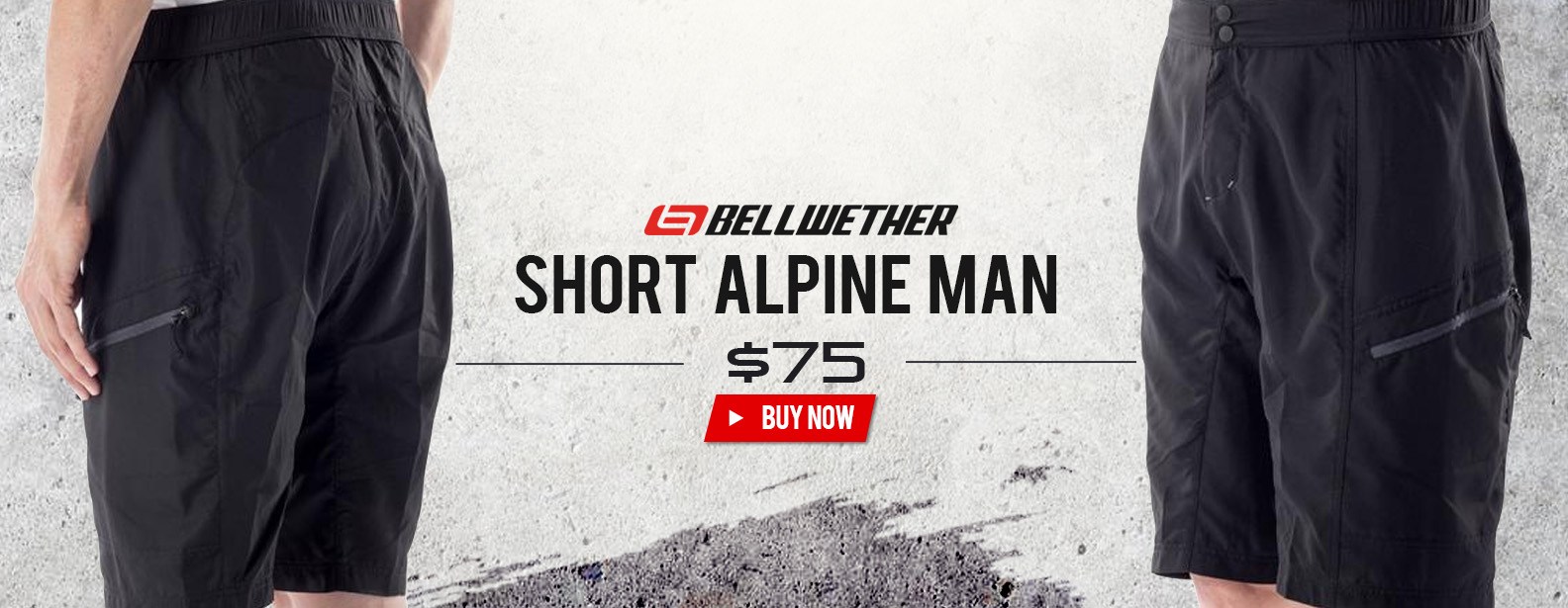 Bellwether Alpine Man Short