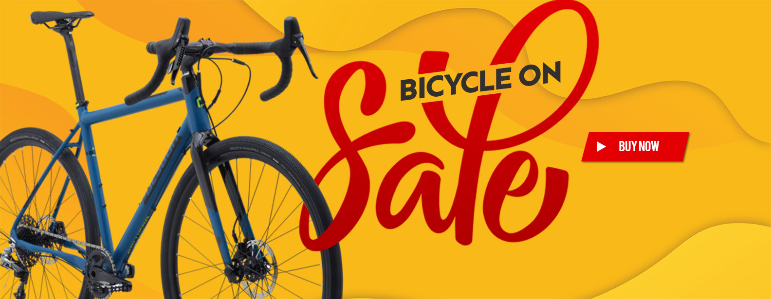 Bicycle On Sale