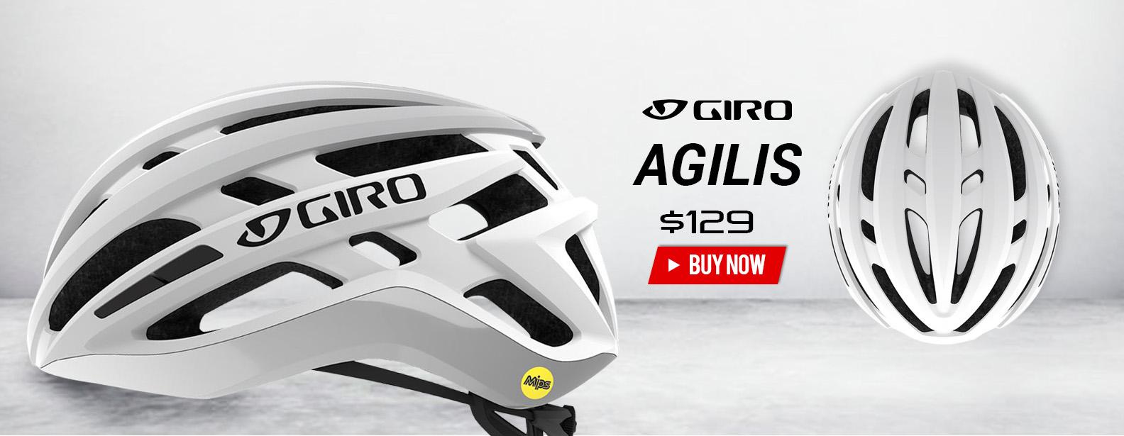 Giro Agilis MIPS Road Bike Helmet