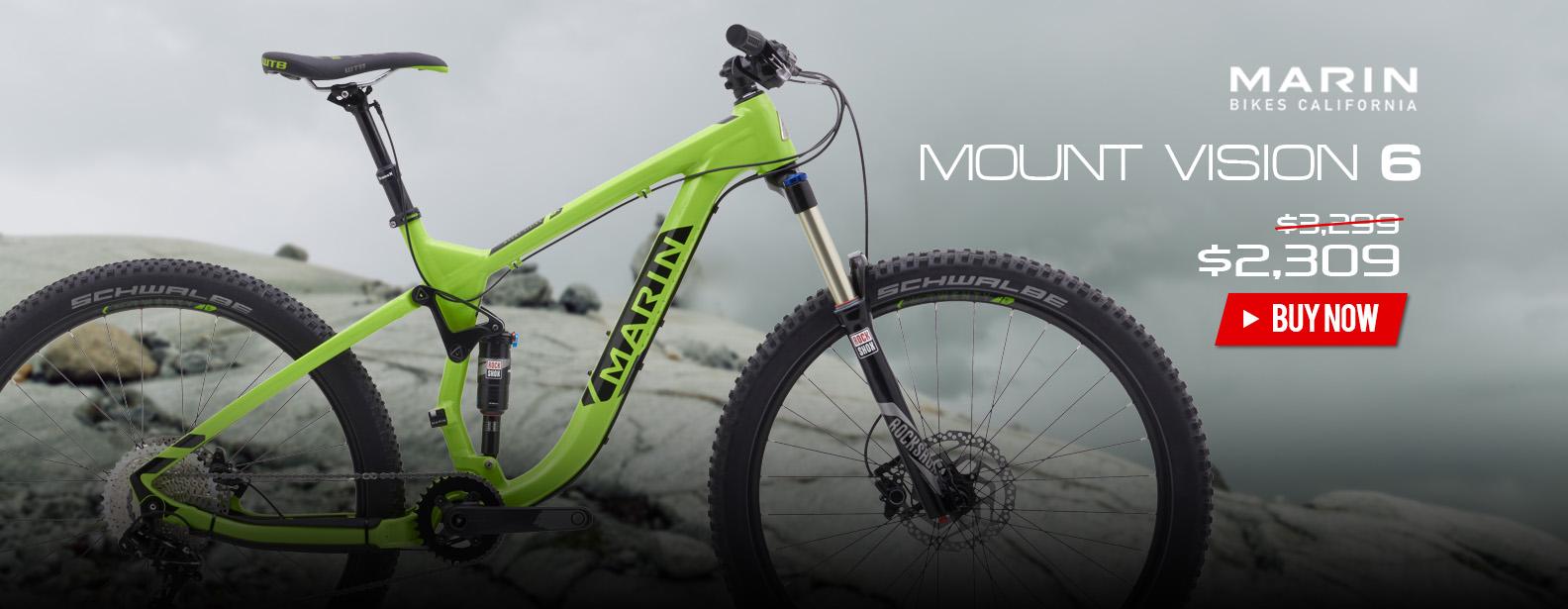 Marin Mount Vision 6 Bike