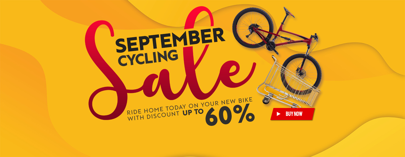September Cycling Sale