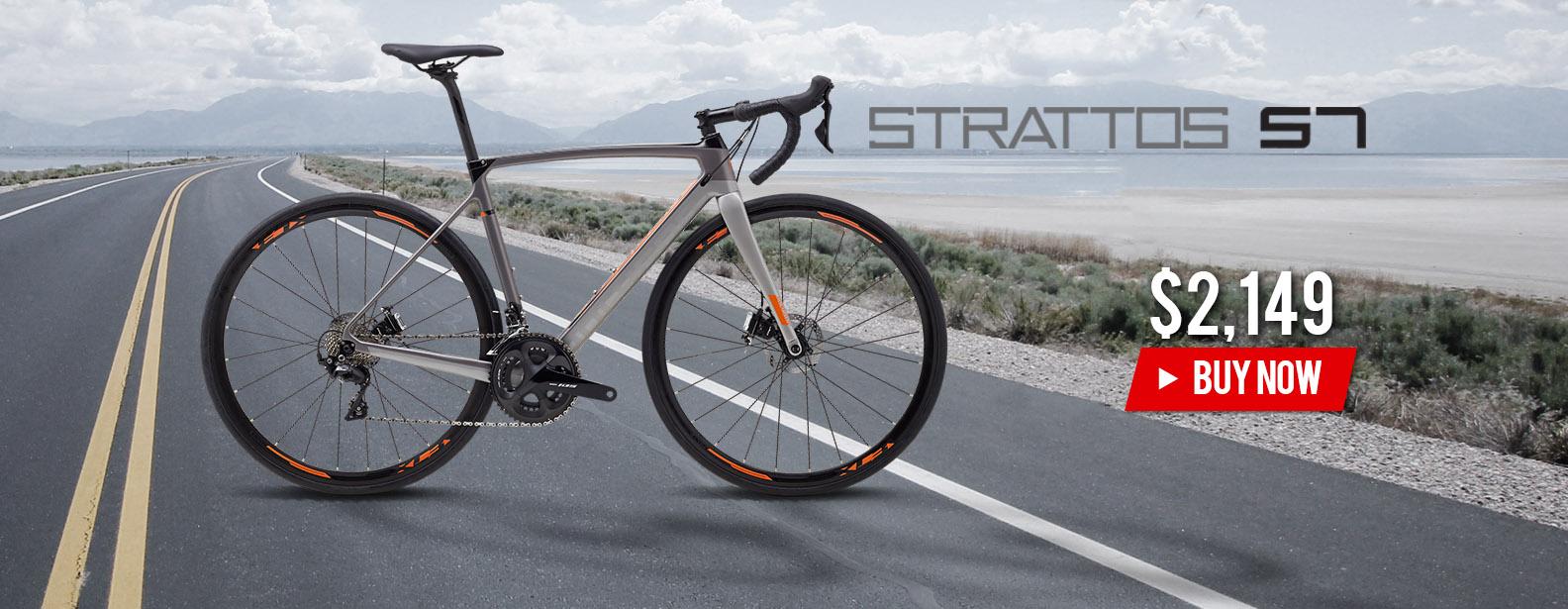 Polygon Strattos S7 Road Bike