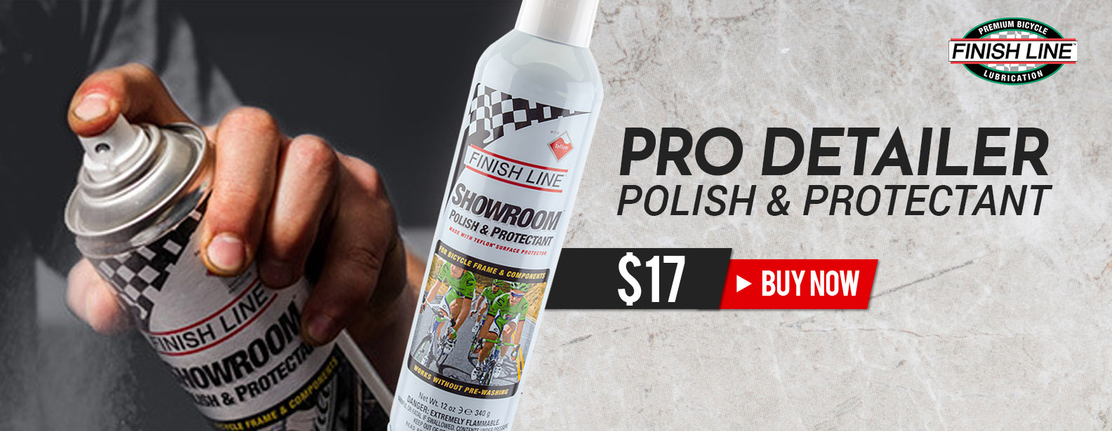 Finish Line Pro Detailer Polish & Protectant