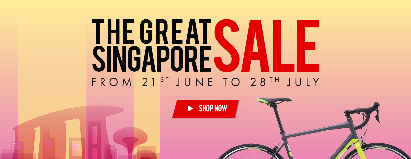 THE GREAT SINGAPORE SALE 2019