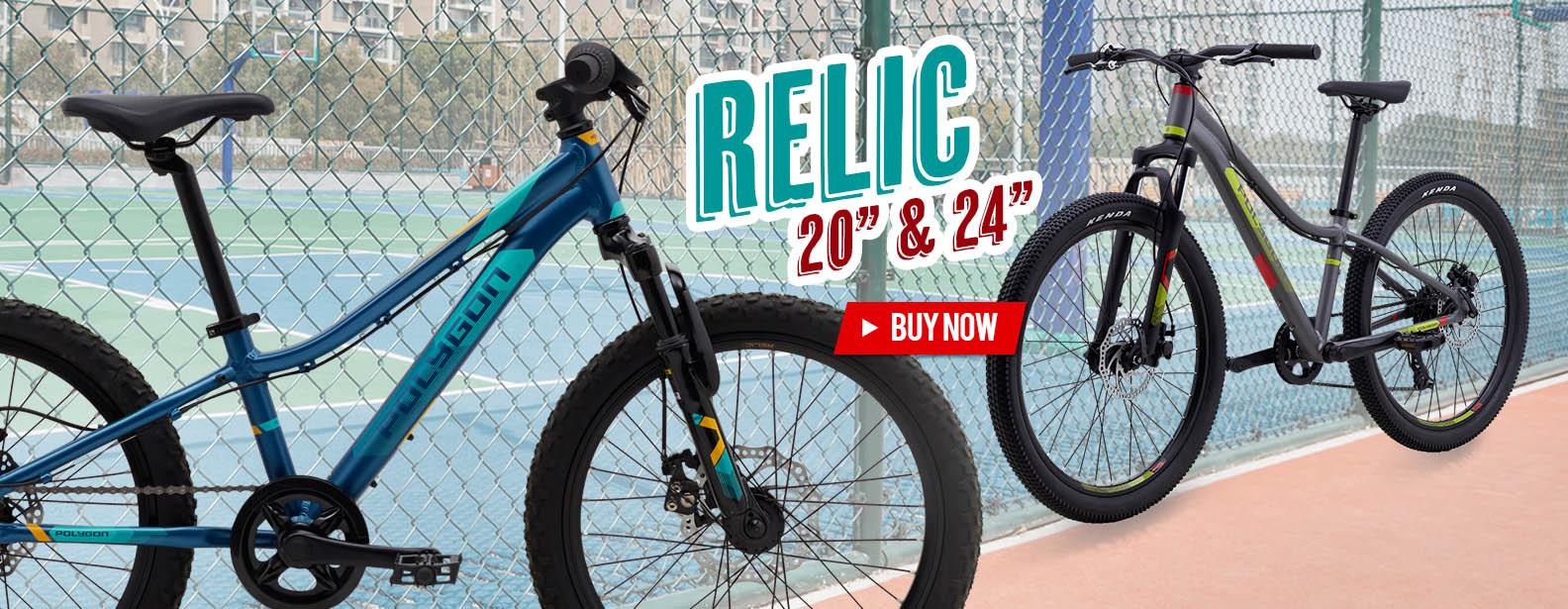 Polygon Relic Mountain Bike Junior