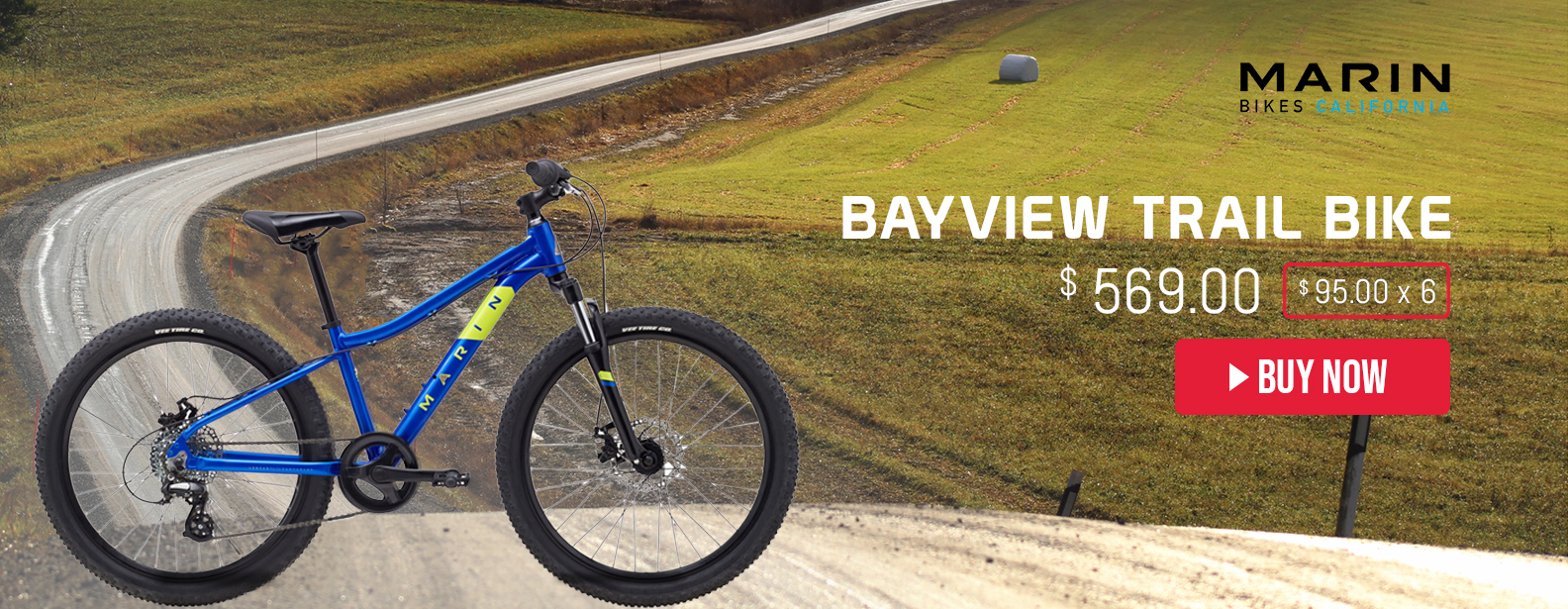 Marin Bayview Trail Bike