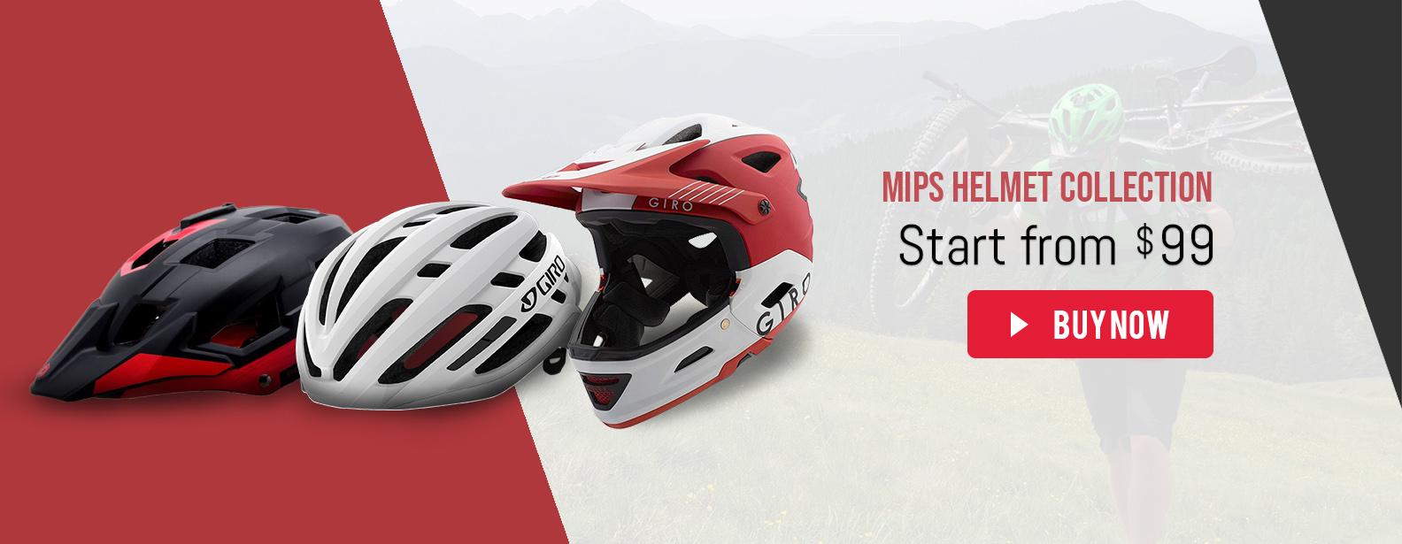 Mips Helmet Collection