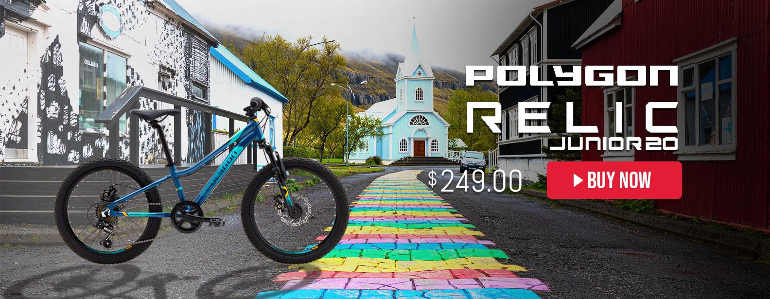 Polygon Relic 20 Mountain Bike Junior