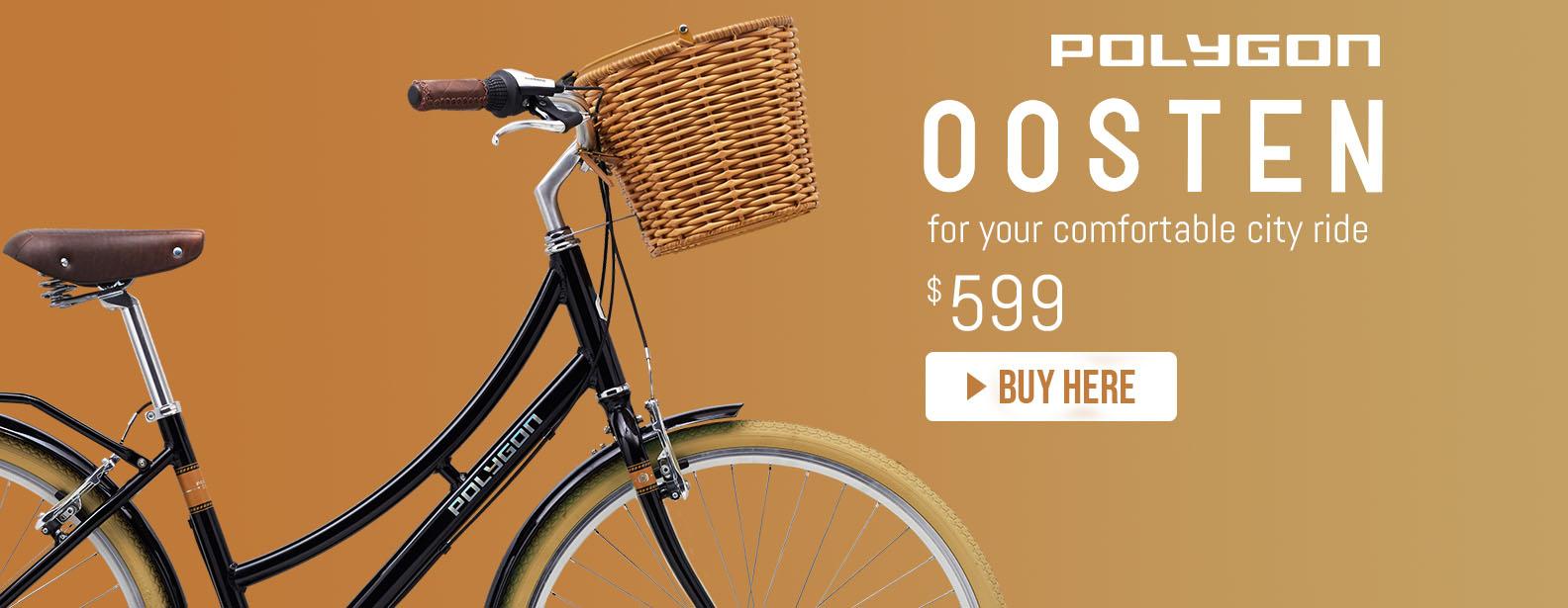 Polygon Oosten 26 Bike