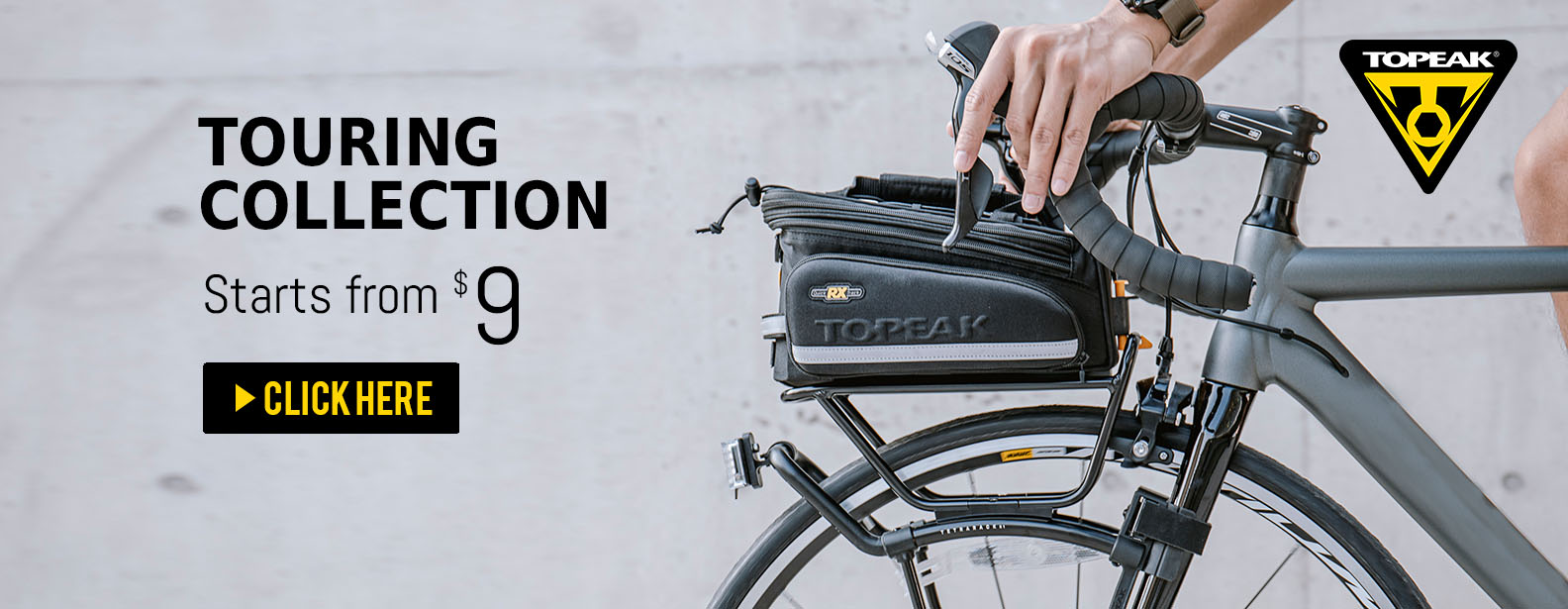 Buy Topeak Touring Collection