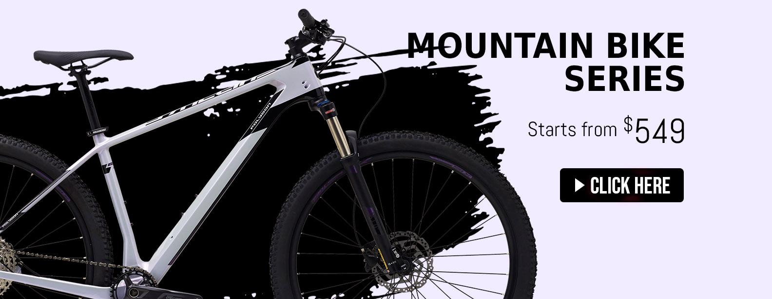 Mountain Bike Collection