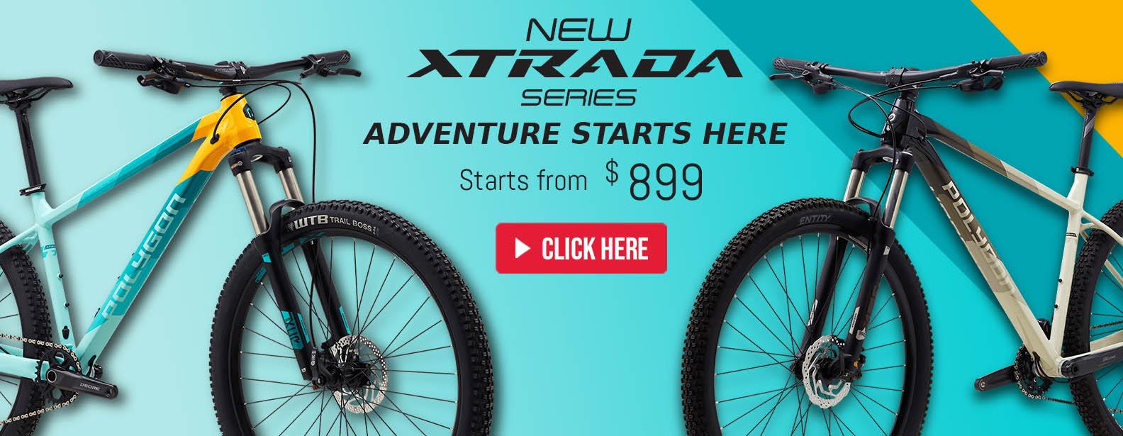 Buy New Arrival Polygon Xtrada Series