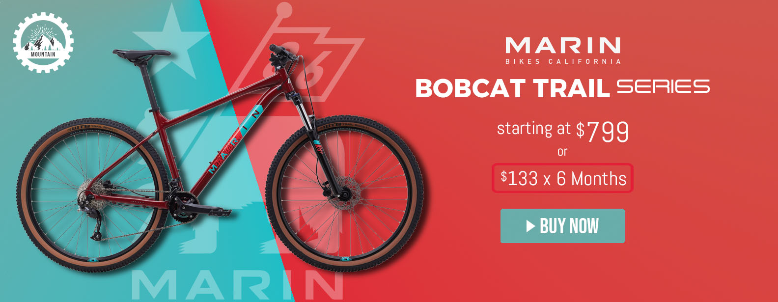 Marin MTB Bobcat Trail Series