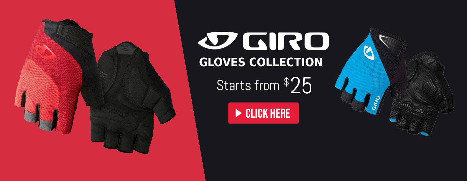 Buy Giro Glove Collection