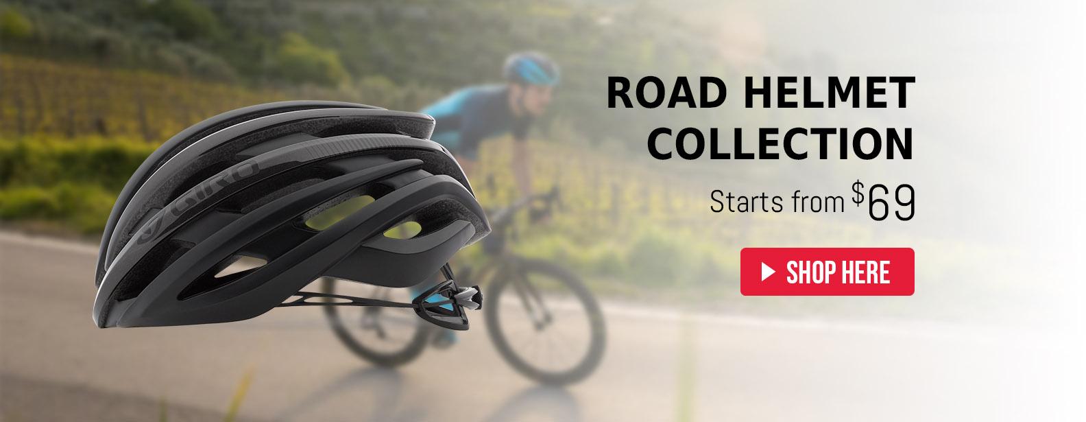 Buy Road Helmet Collection
