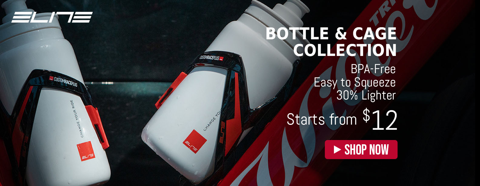 Elite Bottle & Cage Collection