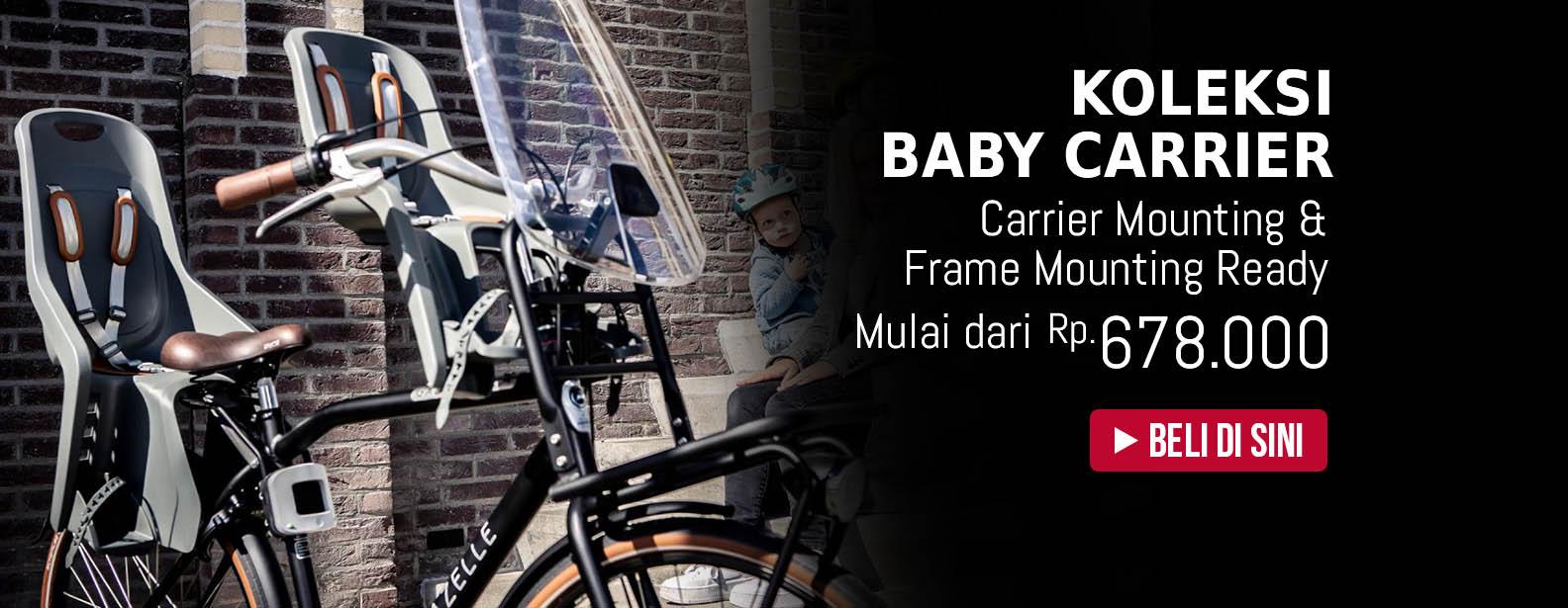 Koleksi Baby Carrier