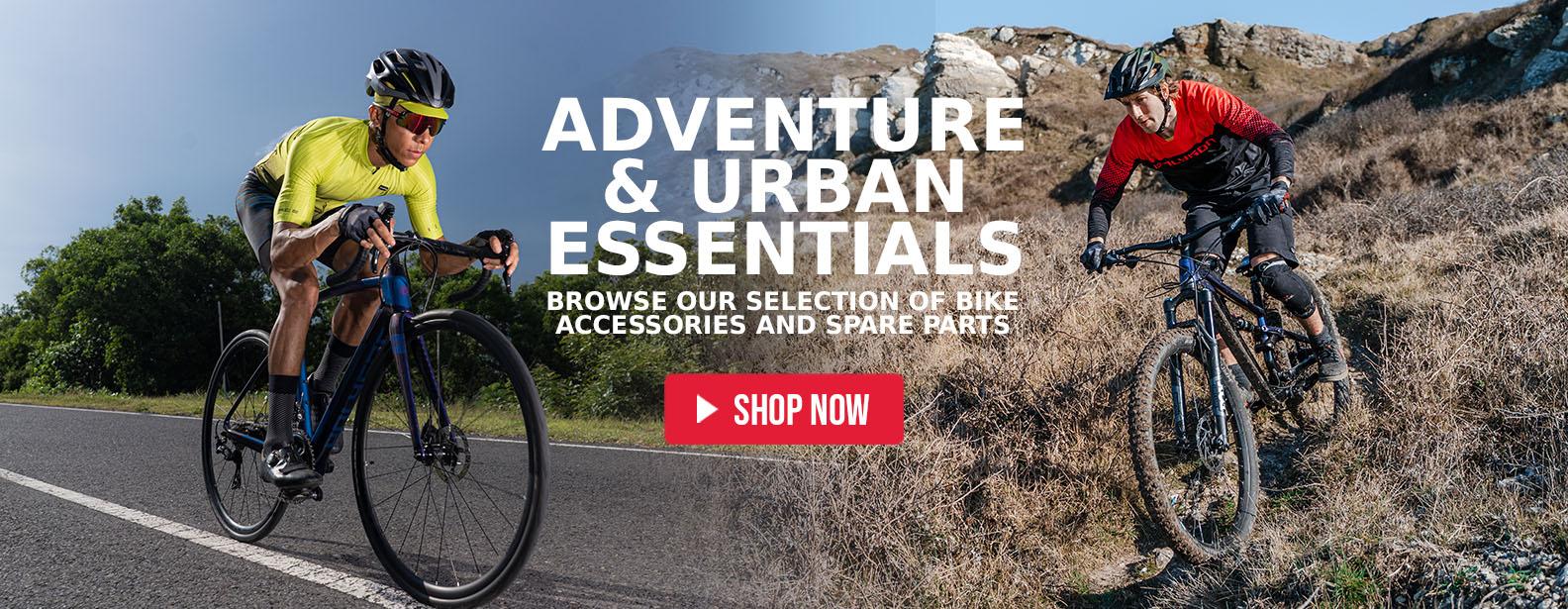 Adventure & Urban Racing Essentials