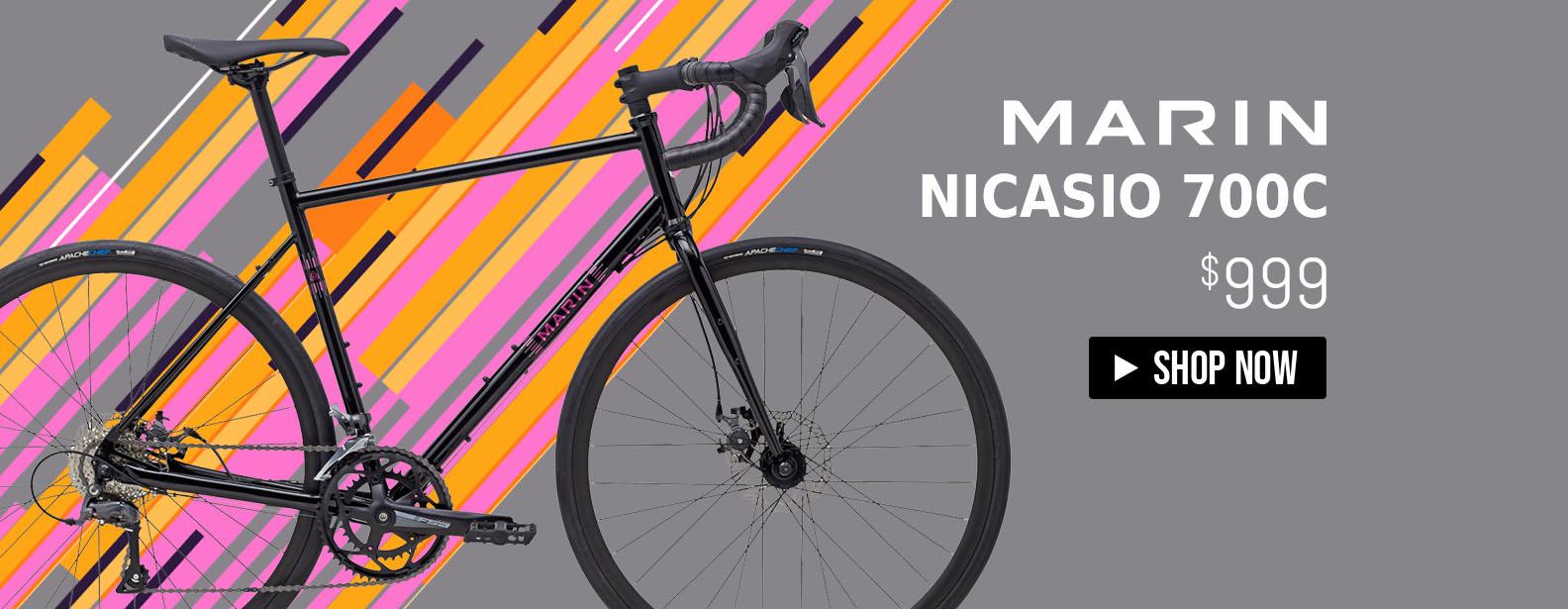 Buy Marin Nicasio 700C Bike