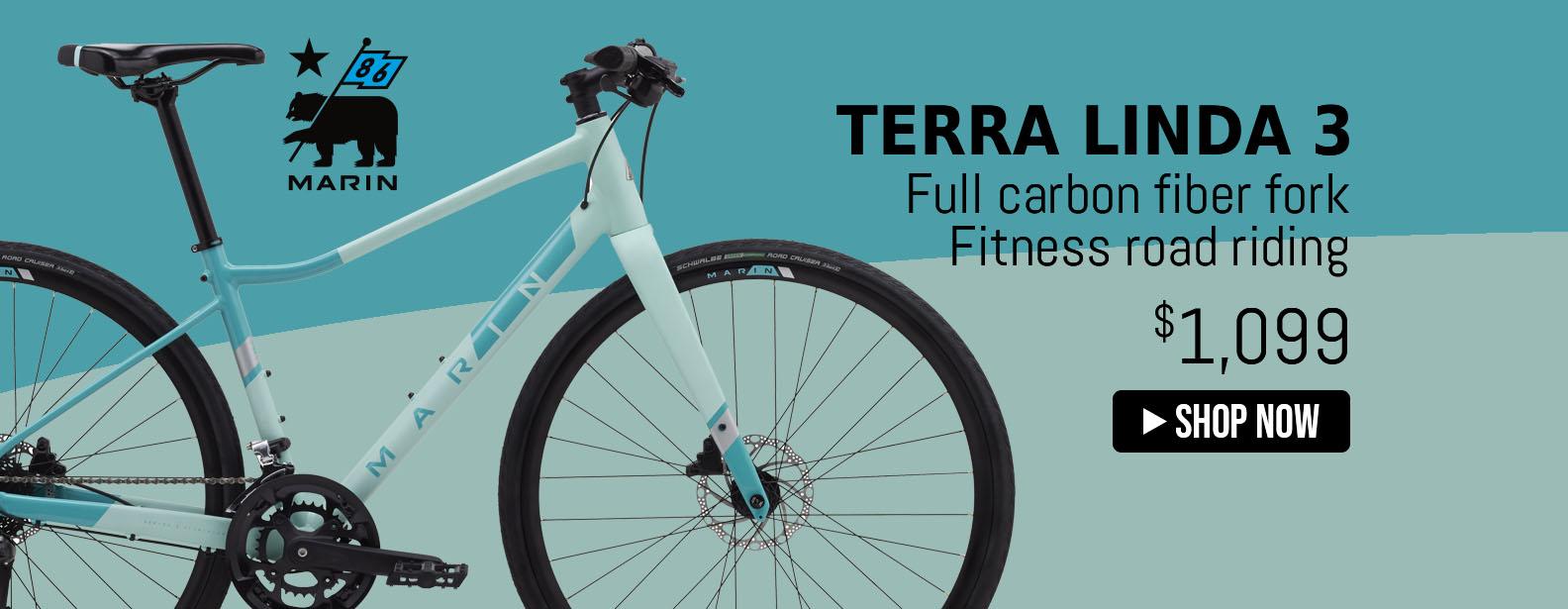 Marin Terra Linda 3 Bike